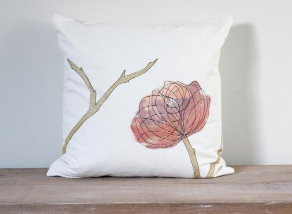 Spring Pillows // Shibang Designs